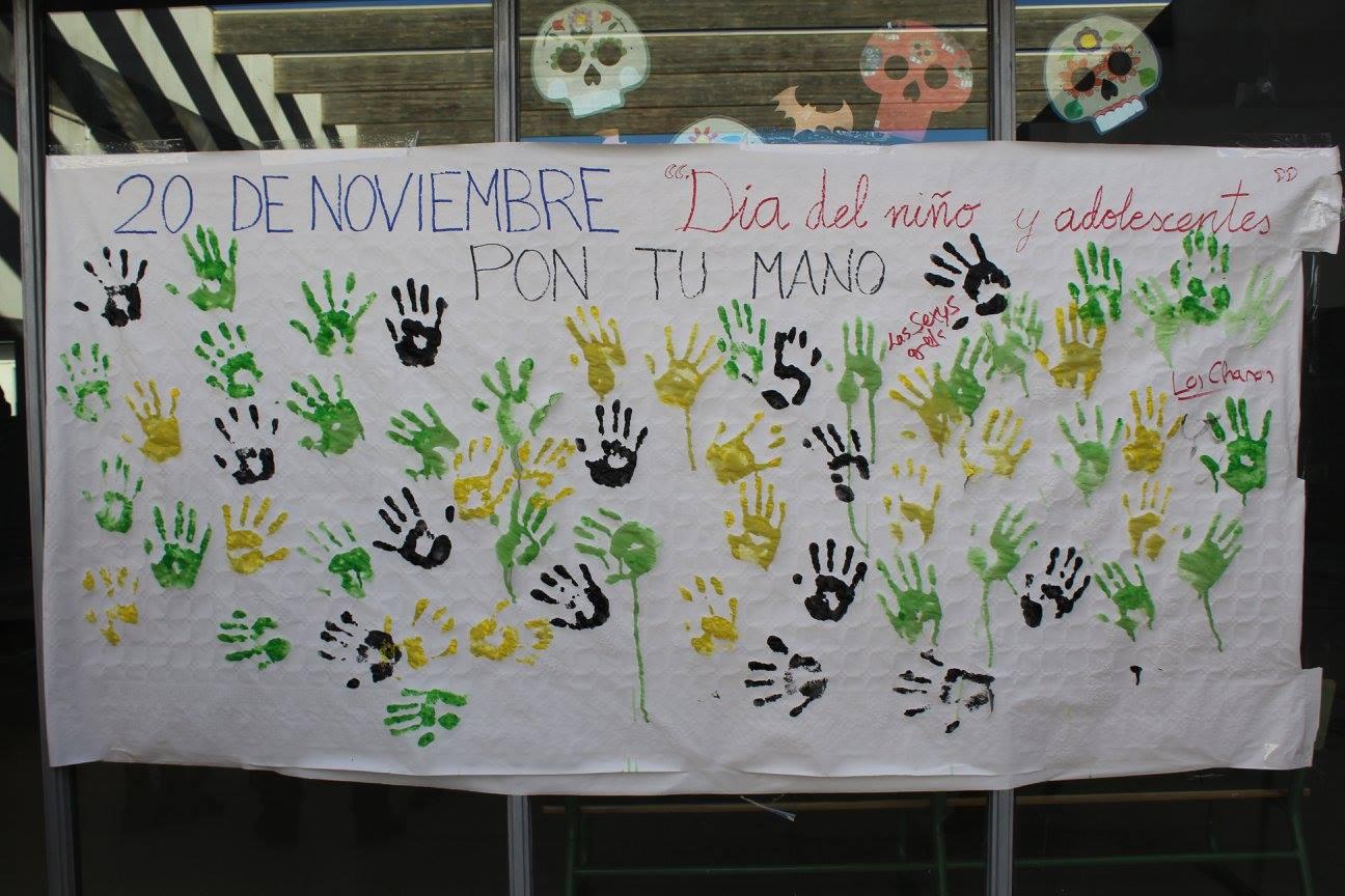 Semana de la infancia en Iniesta