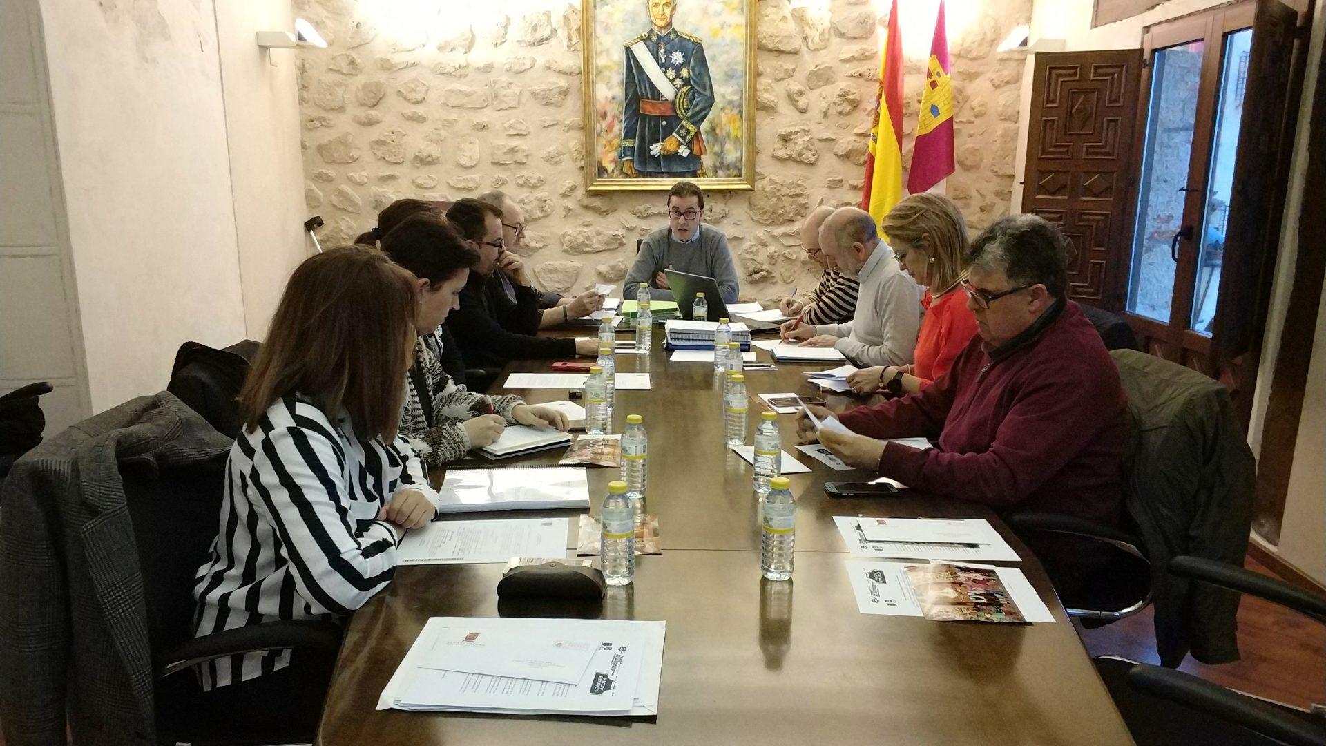Iniesta aprueba en pleno ordinario los presupuestos municipales para  el ejercicio 2018