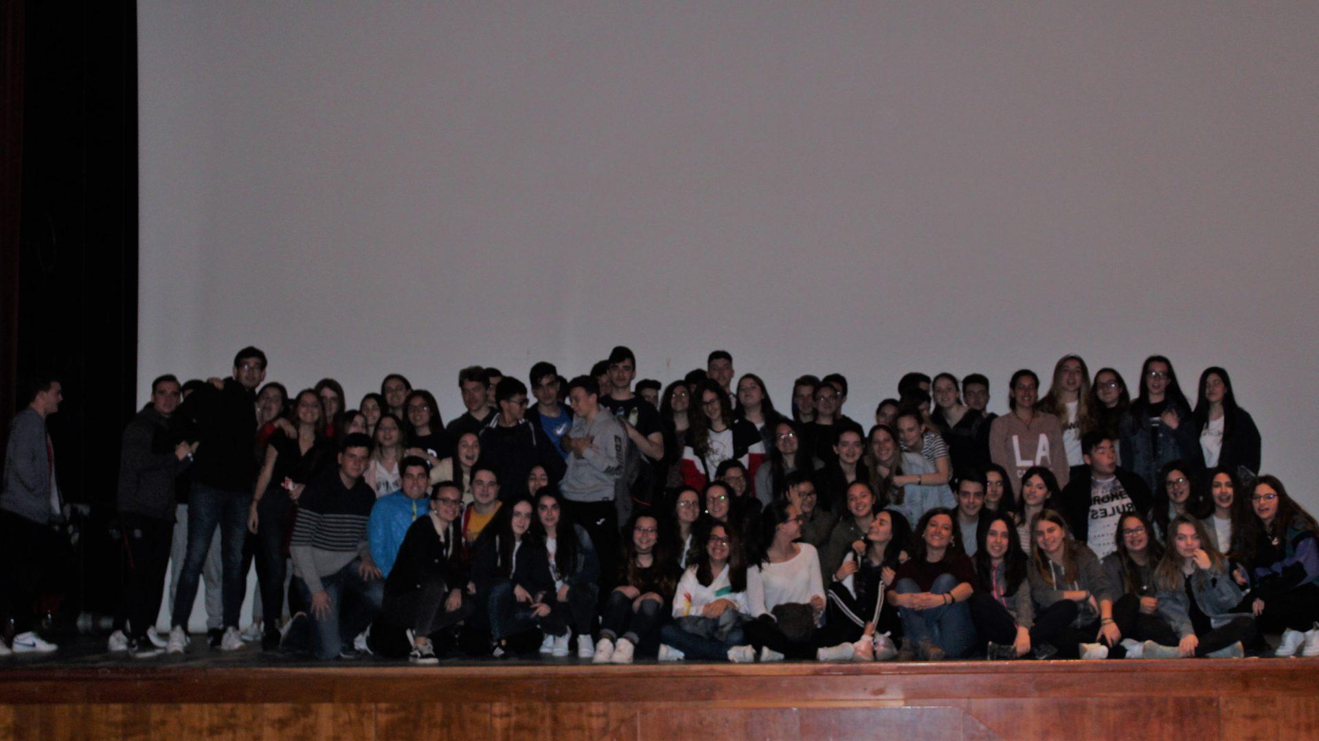 Énfasis, el documental ganador del XV Festival Internacional de Cine LGTBI 2017, se ha proyectado en Iniesta