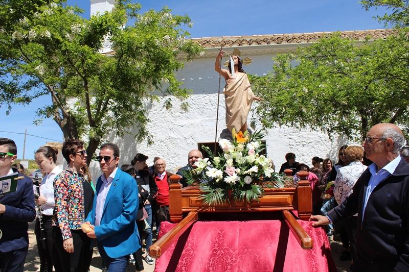 Alcahozo finaliza sus fiestas en honor al Señor de la Ascensión