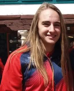 La iniestense María Talavera representará a Castilla-La Mancha el Campeonato de España de Vóley Playa