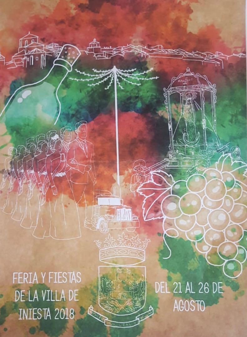 Feria y Fiestas de la 'Villa de Iniesta' 2018