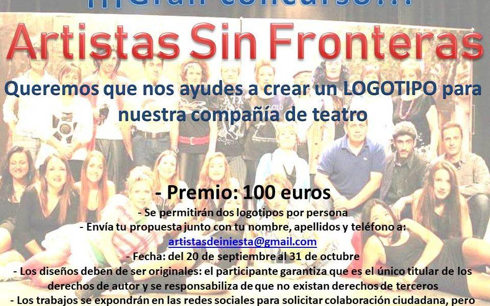Artistas Sin Fronteras lanza un concurso para diseñar su logotipo
