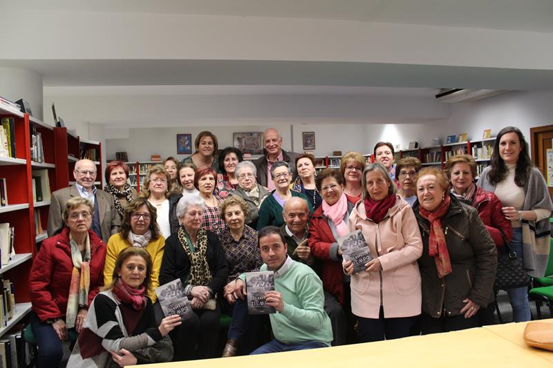 Juan Rodríguez Cantos presenta su primera novela en Iniesta