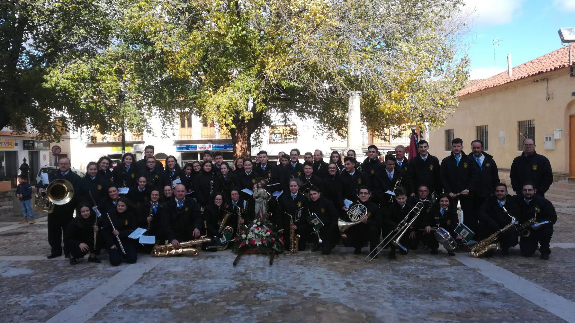 Cerca de 800 personas participan en las II Jornadas de la Música Villa de Iniesta