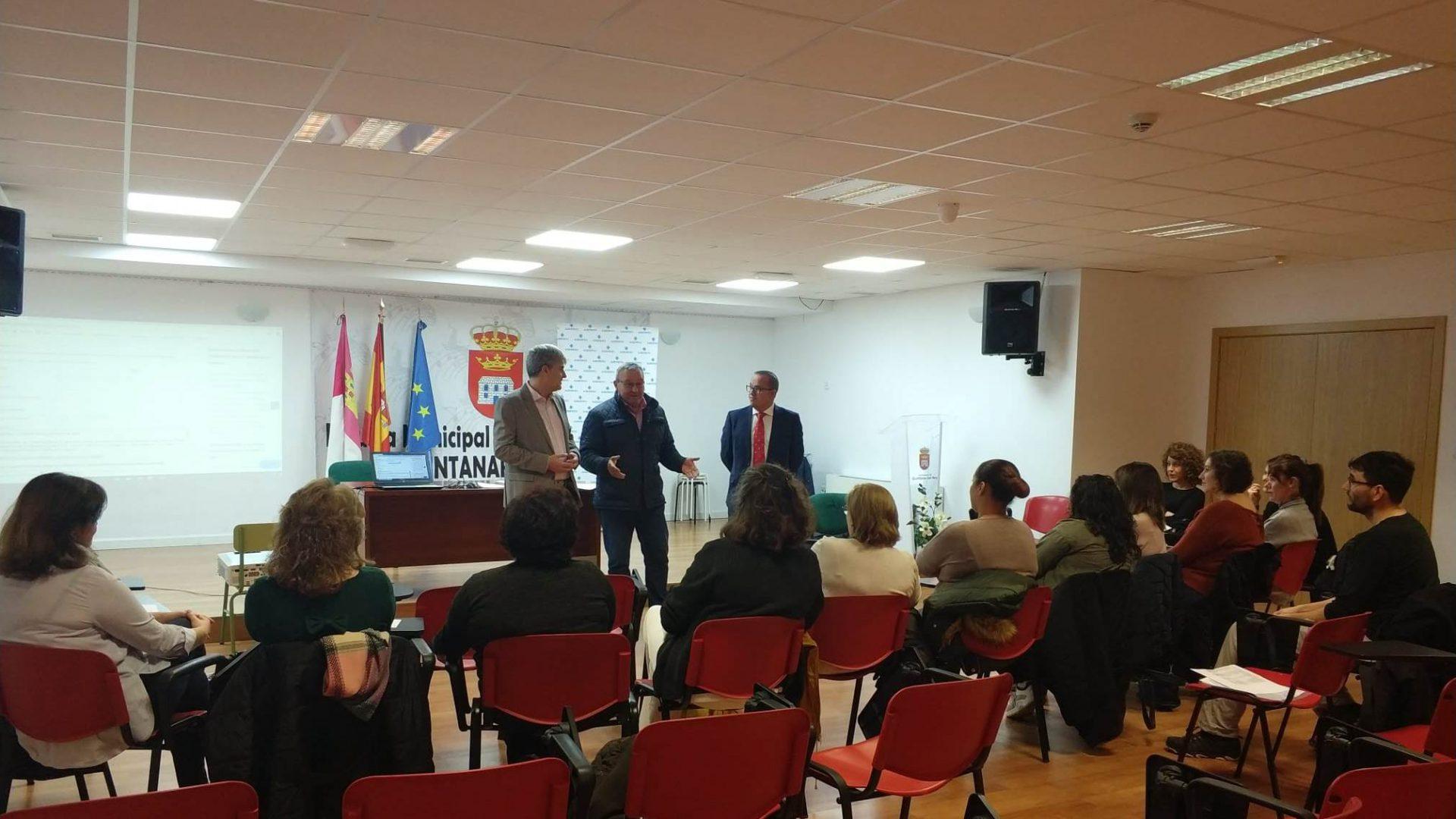 Quintanar del Rey acoge un taller de concienciación en riesgos psicosociales