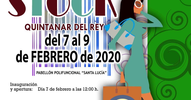 18 COMERCIOS PARTICIPAN EN LA DÉCIMA FERIA DEL STOCK DE QUINTANAR DEL REY