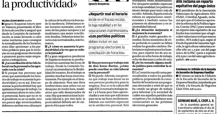 LEVANTE, el mercantil valenciano