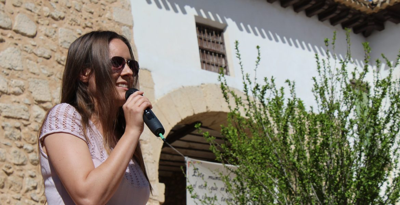 Presentación de la Feria del Libro en la Villa de Iniesta 2017