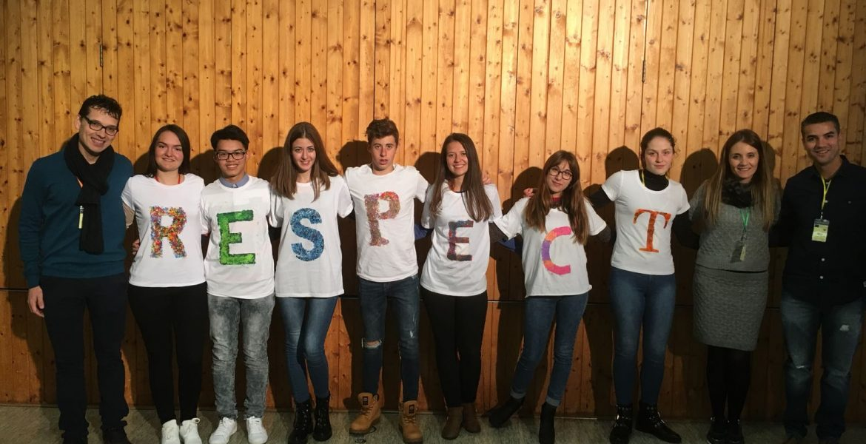 El programa europeo Erasmus + realiza en Iniesta la última etapa de esta edición