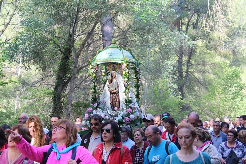 Crónica Romería de la Virgen de Consolación.