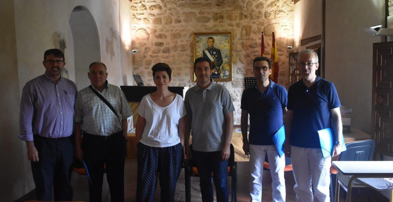 Miguel Muñiz e Iván Plaus, ganadores del I Concurso Jóvenes Intérpretes 'Álvaro Pareja Martínez' de Iniesta