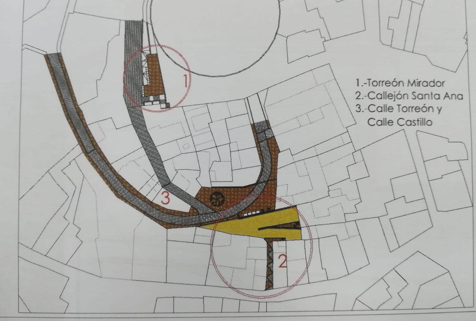 Iniesta rehabilita su casco antiguo y realiza mejoras en el asfaltado de varias calles