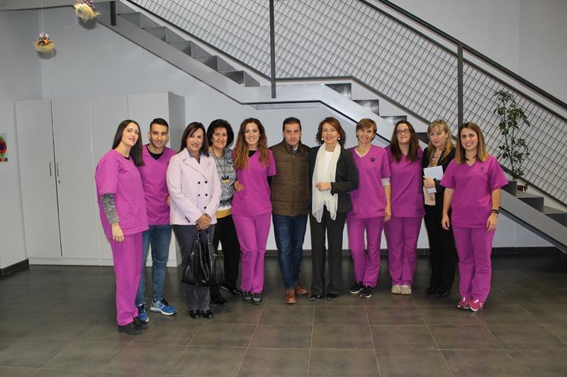 El alcalde de Iniesta anuncia la ampliación del Centro Norte en las XIV Jornadas de Alzehimer de ADADI