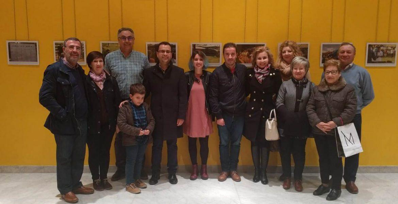 La iniestense Marta Saíz inaugura con éxito su exposición 'Colombia'