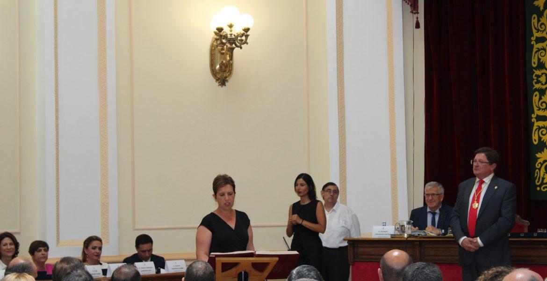 Rocío Pardo, diputada en Cuenca